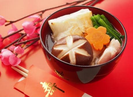 関東の雑煮