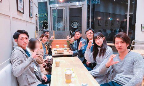 小倉カフェ会、カフェ会七不思議