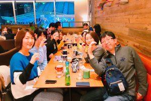 過去は変えられない!?博多カフェ会の写真