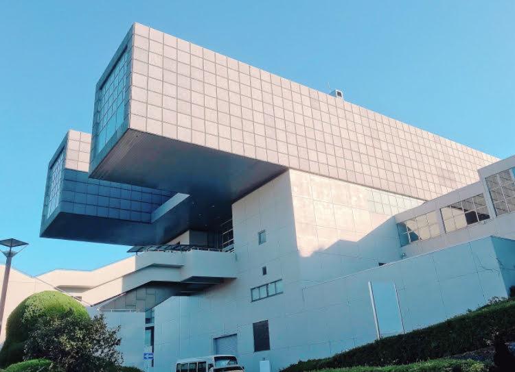 北九州市立美術館の外観
