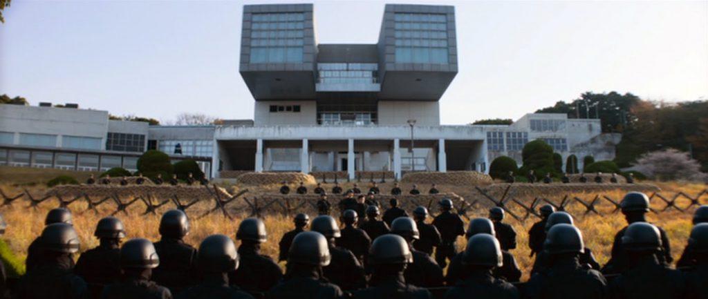 北九州市立美術館と図書館戦争