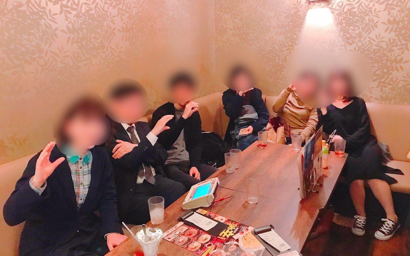 福岡カフェ会のプレイング型